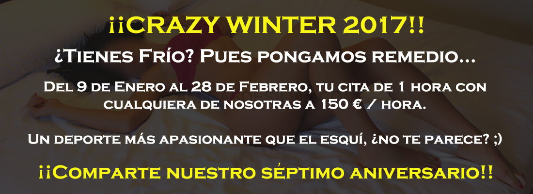 CRAZY WINTER 2017